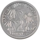 Comoros, Republic, 2 Francs Essai