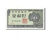 South Korea, 50 Jeon, type 1962