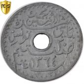 Tunisie, Mohamed Lamine Bey, 20 Centimes Essai 1945, PCGS SP63