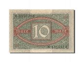 Germany, 10 Mark, 1920, KM:67a, 1920-02-06, UNC(63)