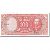Chile, 10 Centesimos on 100 Pesos, 1960, Undated (1960-1961), KM:127a, NEUF