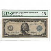 United States, Fifty Dollars, 1914, KM:740, 1914, graded, PMG, 6009133-001