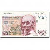 Billet, Belgique, 100 Francs, 1981-1982, Undated (1982-1994), KM:142a, TTB