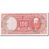 Chile, 10 Centesimos on 100 Pesos, 1960, Undated (1960-1961), KM:127a, SPL