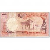 COLOMBIA 100 PESOS 1987 P 426 AUNC
