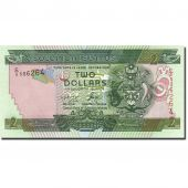 Solomon Islands, 2 Dollars, 1996-1997, KM:18, Undated (1997), UNC(65-70)