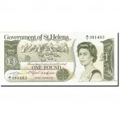 Saint Helena, 1 Pound, 1981-1986, Undated (1981), KM:9a, SUP+