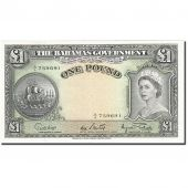 Bahamas, 1 Pound, 1953, Undated (1953), KM:15d, SUP
