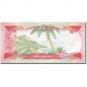 East Caribbean States, 1 Dollar, 1985-1987, KM:17a, Undated (1985-1988)