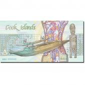 Îles Cook, 3 Dollars, 1987, Undated (1987), KM:3a, SPL