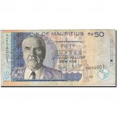 Mauritius, 50 Rupees, 1999, 2006, KM:50d, TB