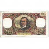 France, 100 Francs, 100 F 1964-1979 Corneille, 1964, 1971-10-07, VF(20-25)