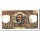 France, 100 Francs, 100 F 1964-1979 Corneille, 1964, 1972-01-06, EF(40-45)