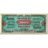 France, 1000 Francs, 1945 Verso France, 1945, 1945-06-04, TTB, Fayette:VF 27.1