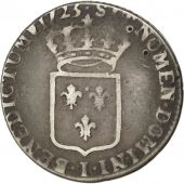 Louis XV, 1/3 Ecu de France 1723 Limoges, KM 457.10