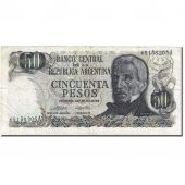 Banknote, Argentina, 50 Pesos, 1973-1976, Undated (1974-1975), KM:296, VF(20-25)
