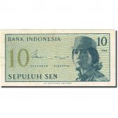 Banknote, Indonesia, 10 Sen, 1964, 1964, KM:92a, EF(40-45)