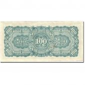 Banknote, Burma, 100 Rupees, 1944, Undated (1944), KM:17a, UNC(60-62)