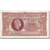 France, 500 Francs, 1943-1945 Marianne 1945-06-04, TB, Fayette:VF 11.1 KM 106