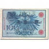 Banknote, Germany, 100 Mark, 1908, 1908-02-07, KM:33a, VF(30-35)