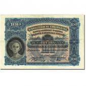 Banknote, Switzerland, 100 Franken, 1921-1928, 1944-03-23, KM:35r, AU(50-53)