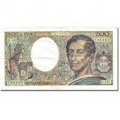 France, 200 Francs 1981-1994 Montesquieu, 1968-1981, 1992, EF(40-45) KM:155e