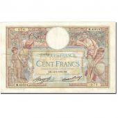France, 100 Francs, 100 F 1908-1939 Luc Olivier Merson, 1923-1927 TTB KM:78c