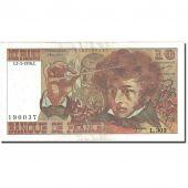 France, 10 Francs, 10 F 1972-1978 Berlioz, 1972, 1978-03-02, TTB, KM:150c