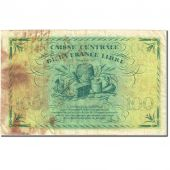 Banknote, French Equatorial Africa, 100 Francs, 1941, 1941-12-02, KM:13a