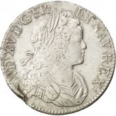 Louis XV, Ecu de France Navarre 1718 Caen, KM 435.5