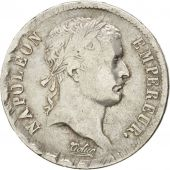 Premier Empire, 2 Francs au revers Empire 1813 Limoges, KM 693.7