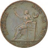 Constitution, Monnaie de Confiance de 2 Sols Monneron 1791, KM Tn23
