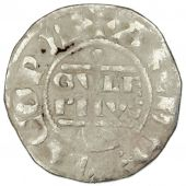 CHAMPAGNE, Archbishop of Reims, Guillaume Ist, Denarius