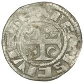 CHAMPAGNE, Archbishop of Reims, Henri II, Denarius