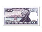 Turkey, 1000 Lira type Atat�rk