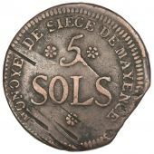 Convention, Siège of Mayence, 5 sols