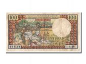 Madagascar, 100 Francs type 1961