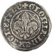 ALSACE, Town of Strasbourg, municipal coin, Demi-groschen or plappert