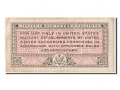 United States, 25 Cents Type Military Payment Certificate