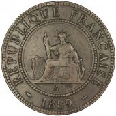 Indochine, 1 Cent, 1889 A