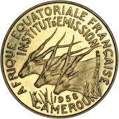 French Equatorial Africa, Cameroun, 5 Francs