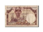 France, 100 Francs, 1955-1963 Treasury, Undated (1955), KM:M11a, Undated, VF(...