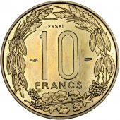 French Equatorial Africa, Cameroun, 10 Francs