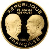 Vème République, 500 francs or