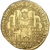 Philippe VI of Valois, Ecu d'or with chair