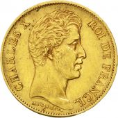 Charles X, 40 Francs or