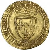 Charles VI, Ecu d'or to the crown