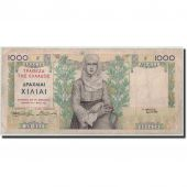 Greece, 1000 Drachmai, 1935, KM:106a, 1935-05-01, VF(20-25)