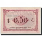 France, Paris, 50 Centimes, 1920, SPL, Pirot:97-10