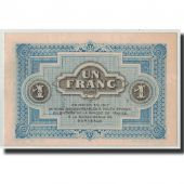 France, Bordeaux, 1 Franc, 1917, SUP, Pirot:30-14